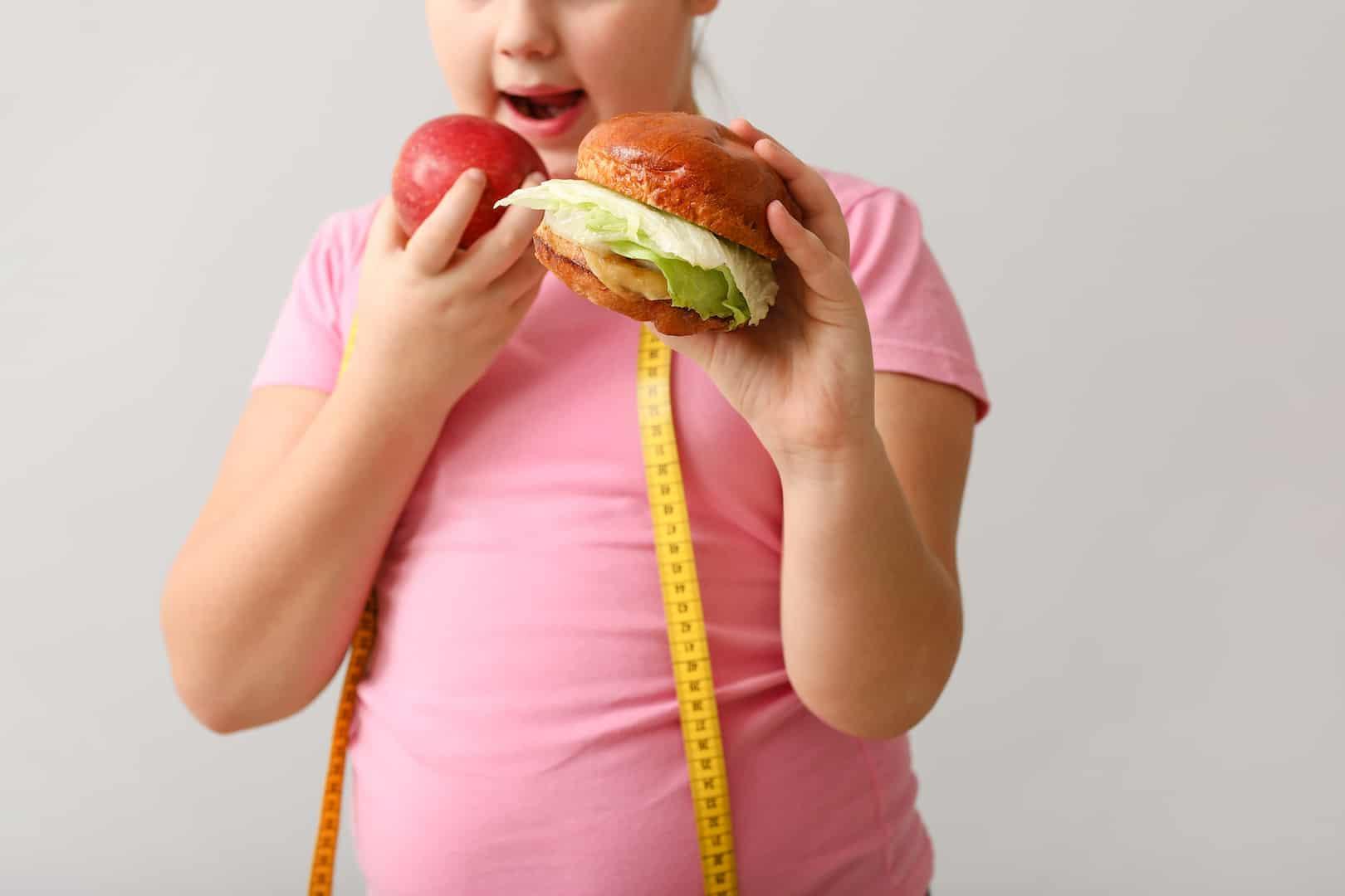 השמנת יתר אצל ילדים